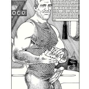[Julius] The Erection Crew [Fr] – Gay Comics image 027