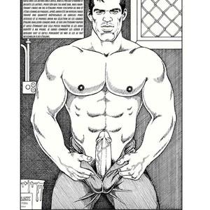 [Julius] The Erection Crew [Fr] – Gay Comics image 032