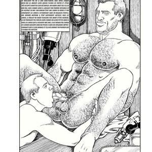 [Julius] The Erection Crew [Fr] – Gay Comics image 033