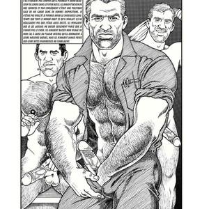 [Julius] The Erection Crew [Fr] – Gay Comics image 034