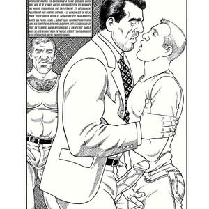 [Julius] The Erection Crew [Fr] – Gay Comics image 037