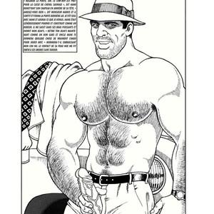 [Julius] The Erection Crew [Fr] – Gay Comics image 038