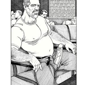 [Julius] The Erection Crew [Fr] – Gay Comics image 041