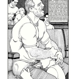 [Julius] The Erection Crew [Fr] – Gay Comics image 042