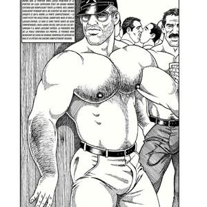 [Julius] The Erection Crew [Fr] – Gay Comics image 046