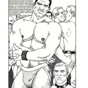 [Julius] The Erection Crew [Fr] – Gay Comics image 048