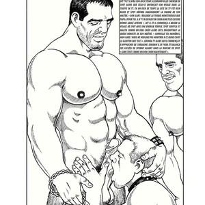 [Julius] The Erection Crew [Fr] – Gay Comics image 049