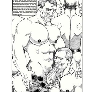 [Julius] The Erection Crew [Fr] – Gay Comics image 053