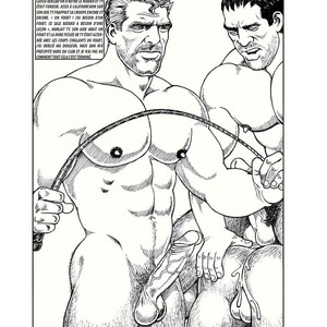 [Julius] The Erection Crew [Fr] – Gay Comics image 060