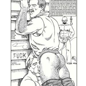 [Julius] The Erection Crew [Fr] – Gay Comics image 071