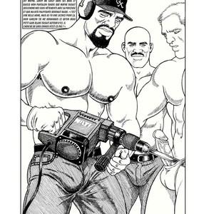 [Julius] The Erection Crew [Fr] – Gay Comics image 074