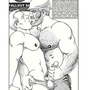 [Julius] The Erection Crew [Fr] – Gay Comics image 082