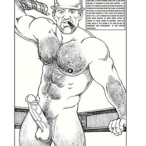 [Julius] The Erection Crew [Fr] – Gay Comics image 084