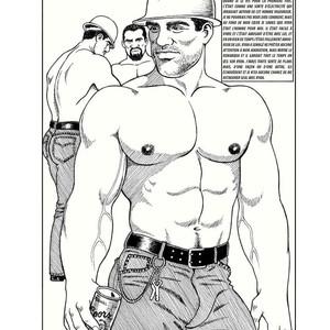 [Julius] The Erection Crew [Fr] – Gay Comics image 091