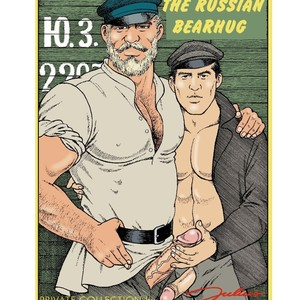 [Julius] Russian Bear Hug [Eng] – Gay Comics