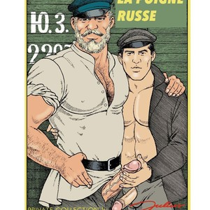 [Julius] Russian Bear Hug [Fr] – Gay Comics