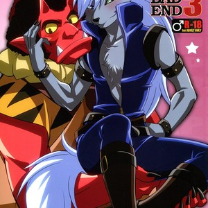 [DARK WATER (Tatsuse)] Ultra Happy Bad End 3 – Smile PreCure! dj [JP] – Gay Comics