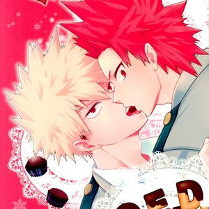 [(Rot) AO] Q.E.D – Boku no Hero Academia dj [JP] – Gay Comics