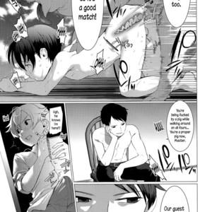 [SERVICE BOY (Hontoku)] Kachiku Onzoushi [Eng] – Gay Comics image 010