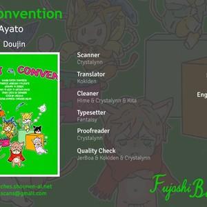 [8go (Miyoshi Ayato)] Cat Convention [Eng] – Gay Comics