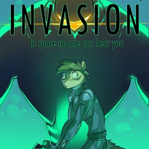 [Zummeng] Invasion [Eng] – Gay Comics