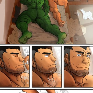 [Zoroj] My Life With A Orc Episode 2: Before Work [Eng] – Gay Comics