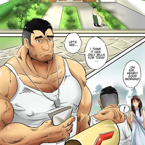 "[Zoroj] My Life With A Orc Episode 3: ""Party"" [Eng] – Gay Comics"
