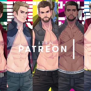 [Maorenc] April 2018 Rewards – Gay Comics