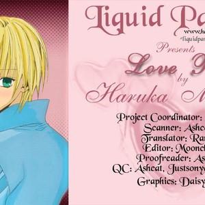[Minami Haruka] Love Pet [Eng] – Gay Comics