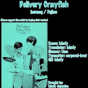 [inumog/ Fujino] Kuroko no Basket dj – Delivery Crayfish [Eng] – Gay Comics