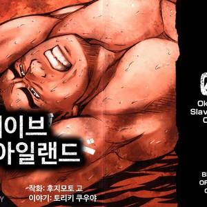 [BIG GYM (Fujimoto Gou, Toriki Kuuya)] Okinawa Slave Island 09 [kr] – Gay Comics