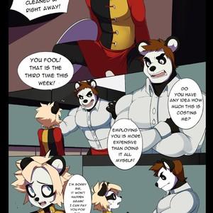 [Joojoo] Overtime [Eng] – Gay Comics image 002