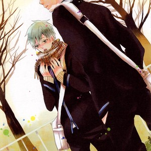 [3T (Toworu)] Kuroko no Basuke dj – Thought that gathers shadow [Eng] – Gay Comics