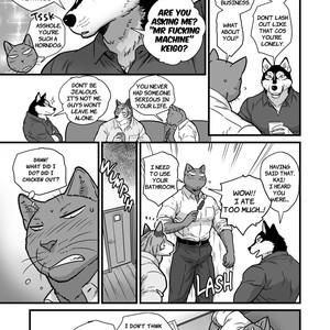 [Maririn] Love My Dog [Eng] – Gay Comics image 017