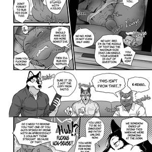 [Maririn] Love My Dog [Eng] – Gay Comics image 020