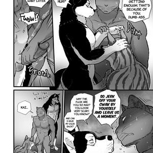 [Maririn] Love My Dog [Eng] – Gay Comics image 040