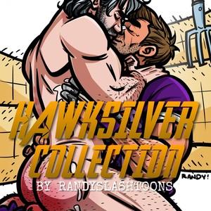 [Randy Meeks (randyslashtoons)] Hawksilver Collection [Eng] – Gay Comics