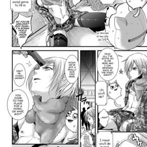 [Katou Chakichi] Ore ga Game Sekai de XXX na Ken [Eng] – Gay Comics image 004