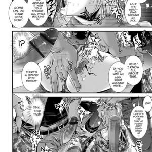 [Katou Chakichi] Ore ga Game Sekai de XXX na Ken [Eng] – Gay Comics image 006