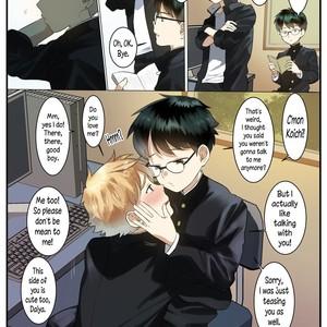 [SERVICE BOY (Hontoku)] Service Boy [Eng] – Gay Yaoi image 014