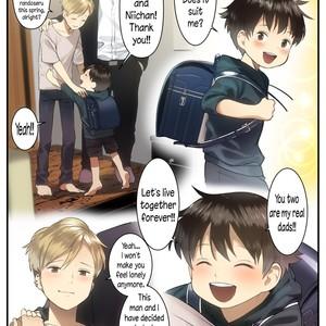 [SERVICE BOY (Hontoku)] Service Boy [Eng] – Gay Yaoi image 020