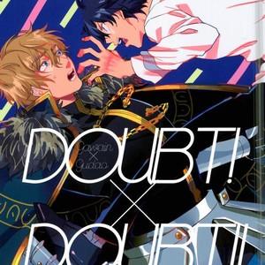 [CHU202 (Kirui)] DOUBT!DOUBT!! – Fate/ Grand Order dj [JP] – Gay Yaoi