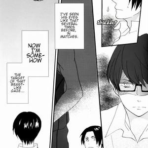 [Honeyamber] Shin-chan, I'm Scared – Kuroko no Basuke dj [Eng] – Gay Yaoi image 004