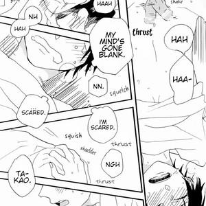 [Honeyamber] Shin-chan, I'm Scared – Kuroko no Basuke dj [Eng] – Gay Yaoi image 015