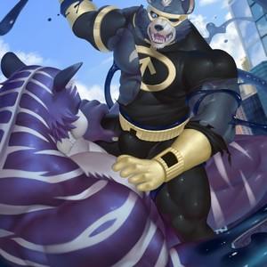 [raccoon21] Hero – Gay Yaoi