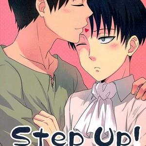 [A.M.Sweet (Hinako)] Step up! – Attack on Titan dj [JP] – Gay Yaoi