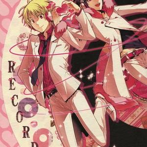 [QQaid (Nekoyama Kuro)] RECORD #02 – Durarara!! dj [JP] – Gay Yaoi