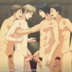 [Wasukoro (Nukobao)] NU002 – Gay Yaoi image 013