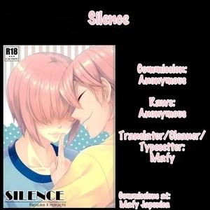 [IciclePink (Kanade Sou)] SILENCE – Daiya no Ace dj [Eng] – Gay Yaoi
