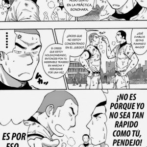 [Akahachi] Popular Baseball Club Boys 1 [Esp] – Gay Yaoi image 006